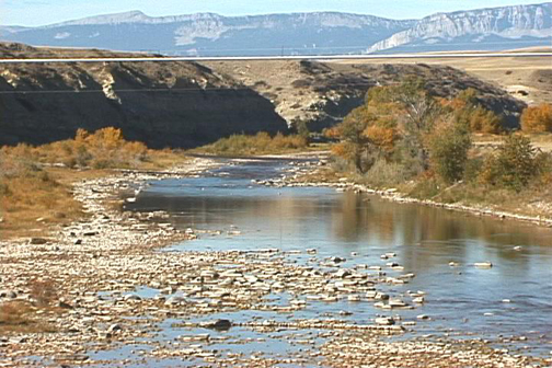 Sun River Ranch drought tips for anglers from montana fish wildlife and parks